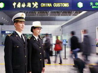 Customs-regulations